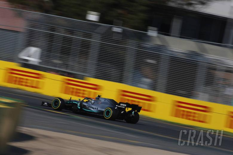 17.03.2019- race, Valtteri Bottas (FIN) Mercedes AMG F1 W10 EQ Power