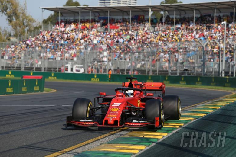 Australia struggles did not reflect Ferrari's 'real potential'