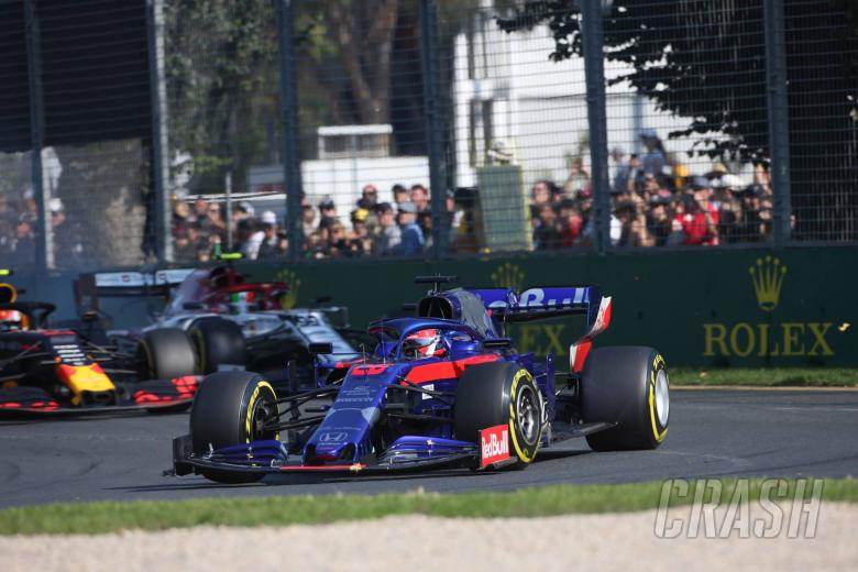 Kvyat 'pushed like an animal' in charge to comeback point
