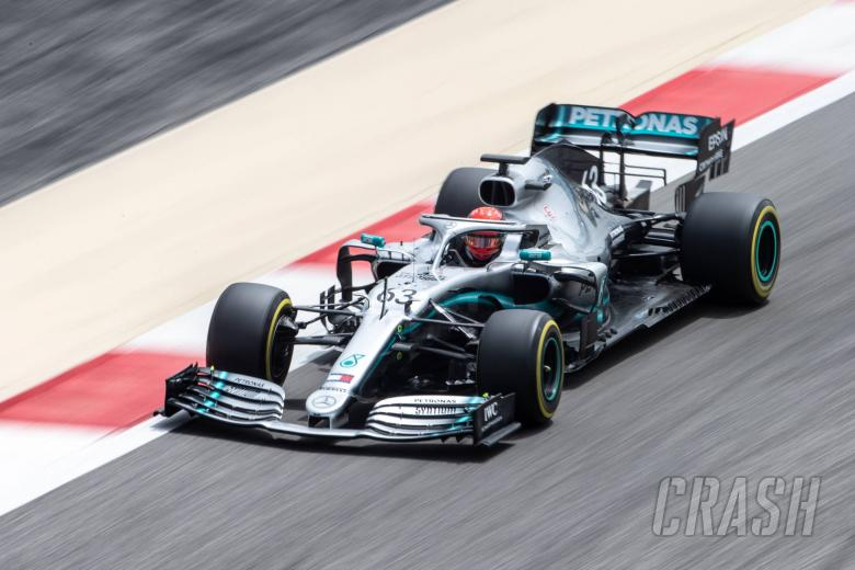 George Russell (GBR) Mercedes AMG F1 W10 Test Driver. 03.04.2019.
