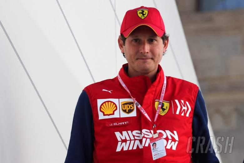 27.04.2019 - Qualifying, John Elkann (ITA), President Ferrari