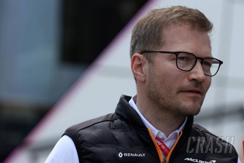 Seidl has free rein at McLaren – Brown
