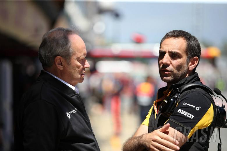 Abiteboul: Renault start disappointing, team adapting