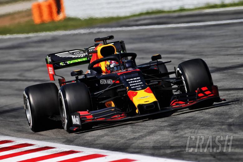Dan Ticktum (GBR) Red Bull Racing RB15 Test Driver. 15.05.2019.