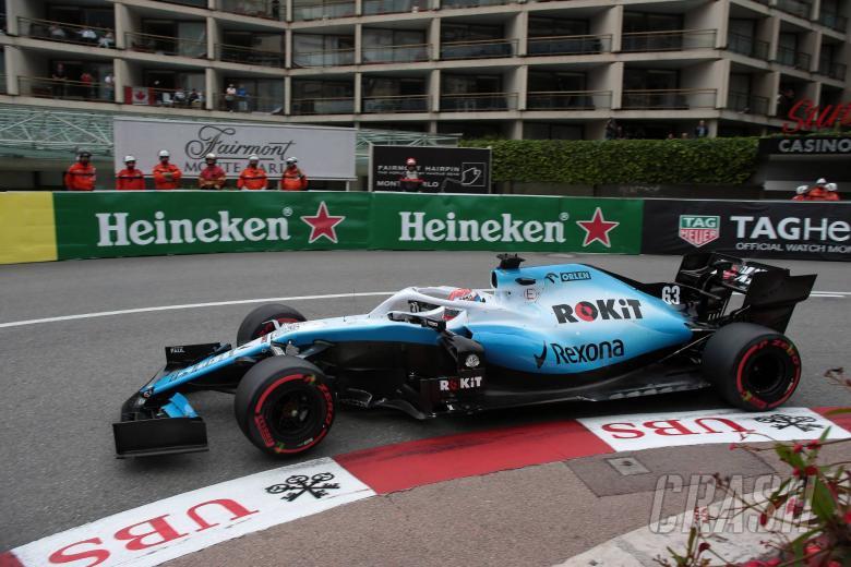 Williams insist 2019 F1 season not a 'write-off'