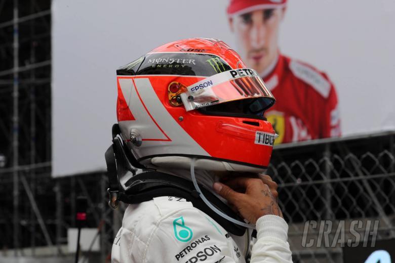 26.05.2019 - Race, Lewis Hamilton (GBR) Mercedes AMG F1 W10