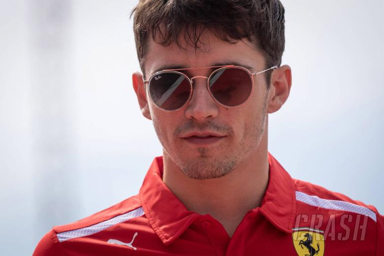 Leclerc: Nothing would've changed knowing about Vettel's penalty