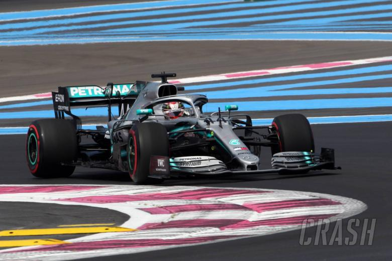 Hamilton surprised he caught French GP FP2 off