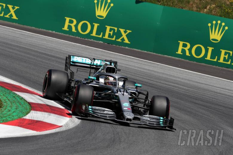 Hamilton: Mercedes has 'work cut out' to beat Ferrari