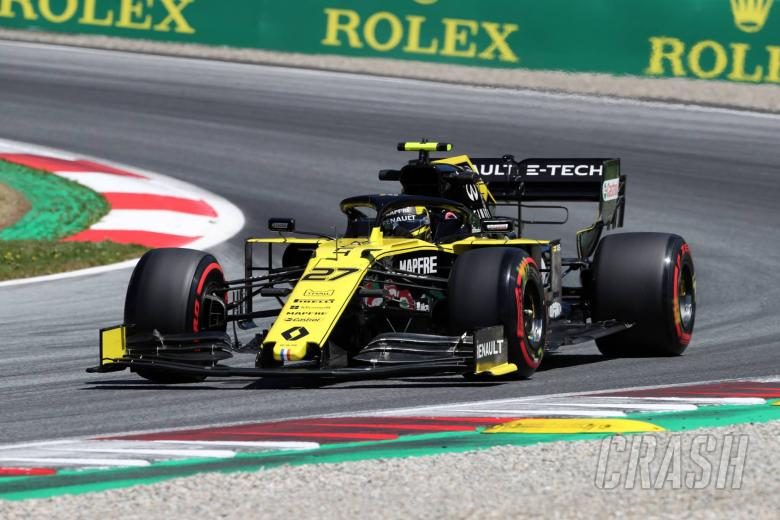 """Renault drivers to run new set-up after """"extreme"""" Austria issues"""