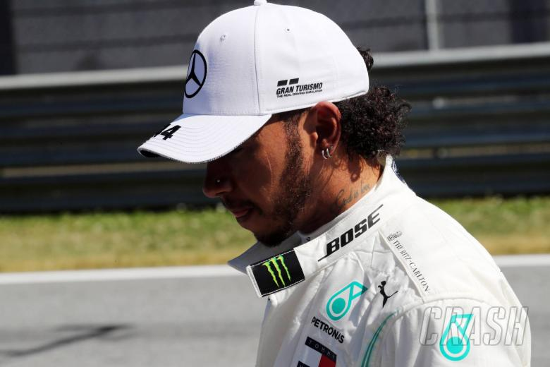 "Hamilton accepts ""full responsibility"" for Austrian GP penalty"