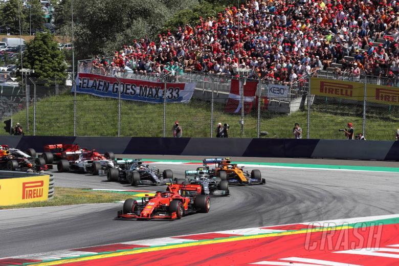 F1 seriously considering racing behind closed doors – Brawn