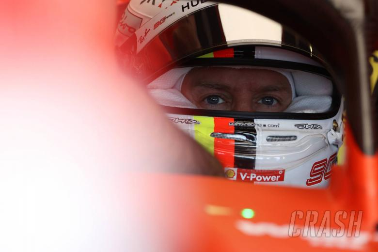 Vettel sees 'no reason not to believe' in 2019 F1 title
