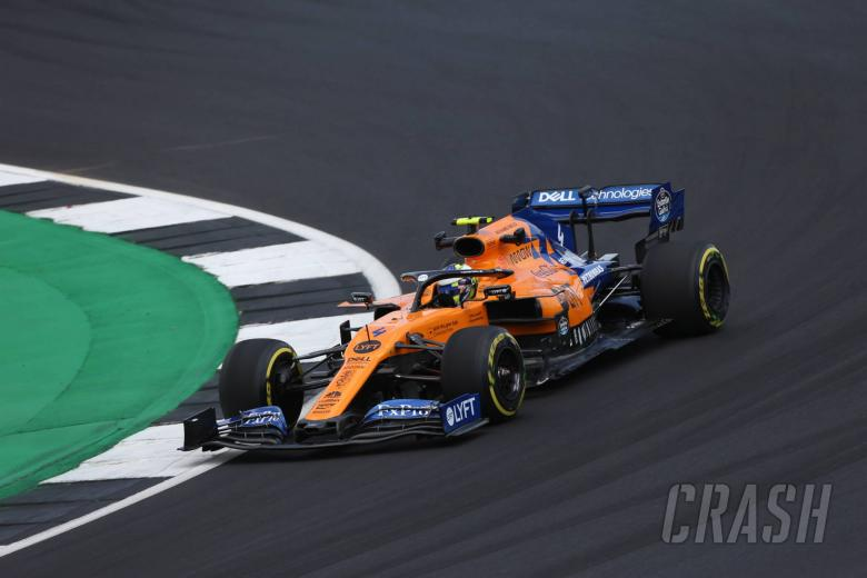 Norris on why he's more comfortable in F1 over F2