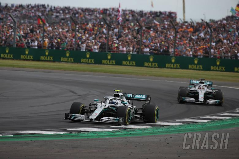 14.07.2019- Race, Valtteri Bottas (FIN) Mercedes AMG F1 W10 EQ Power