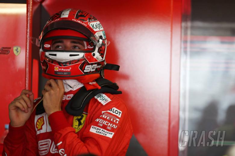 Leclerc hit by fuel system issue in disaster Ferrari qualifying