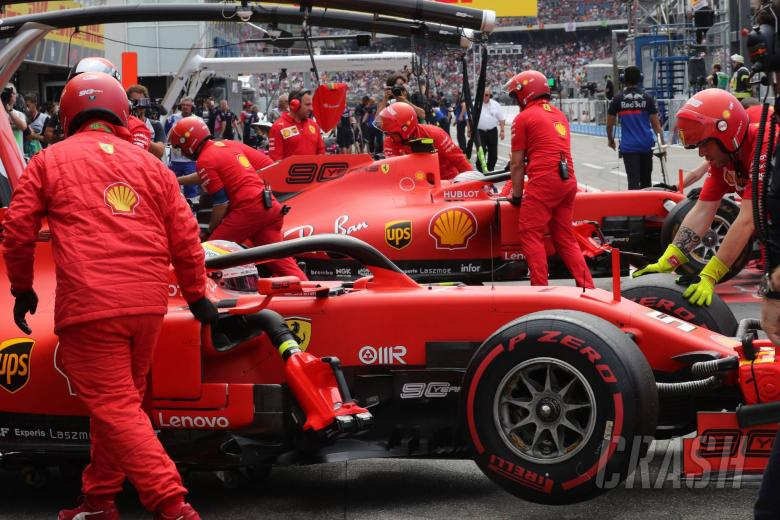 """Wolff says Ferrari needs to cure reliability """"illness"""""""