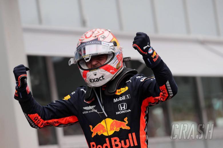 28.07.2019 - Race, Max Verstappen (NED) Red Bull Racing RB15 race winner