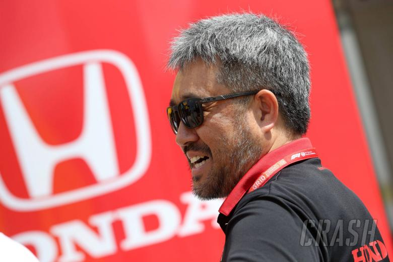 Honda hands power unit upgrade to Albon, Kvyat for Belgian GP