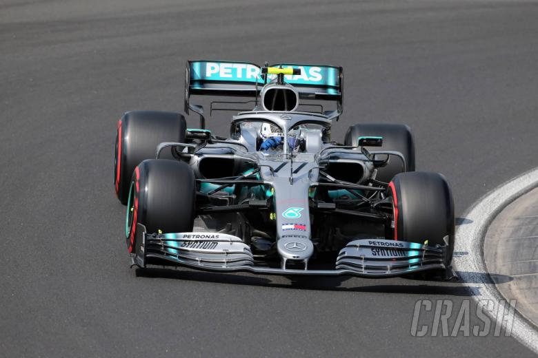 Bottas glad to hit front row after Hungary turnaround