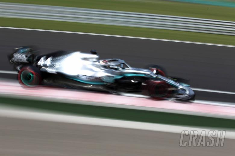 "Hamilton says Mercedes F1 car ""plateaued"" in qualifying"