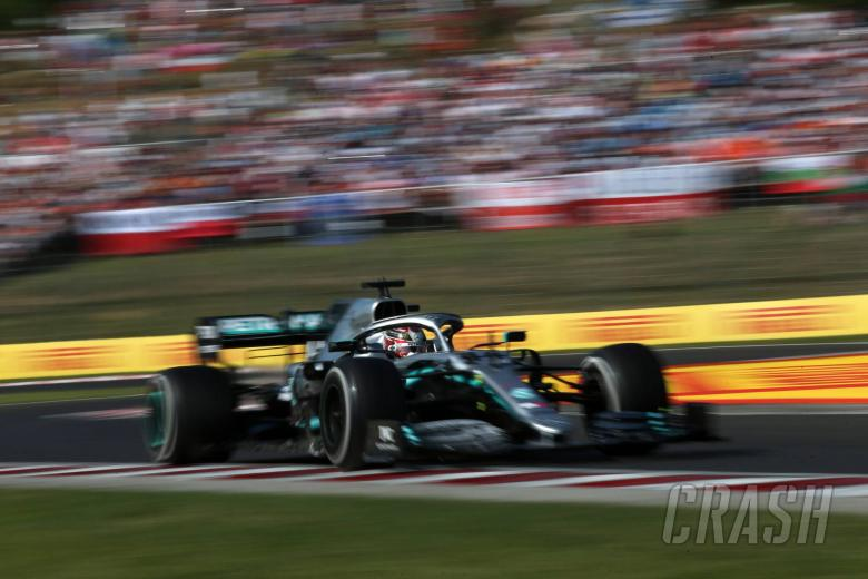 Mercedes pushed to improve F1 engine over summer break