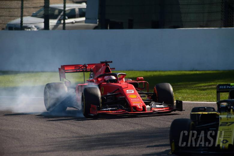 """Vettel: 'Messy' search for Q3 tow was """"lose-lose"""" tactic"""