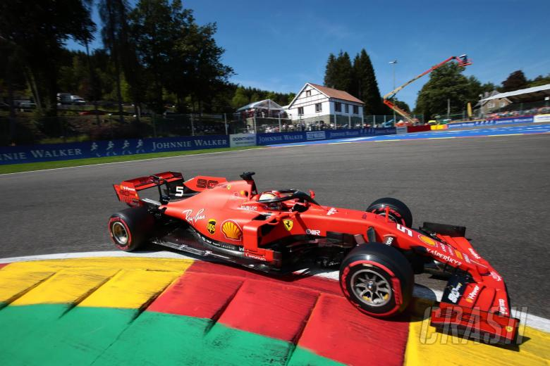 "Ferrari's power advantage at Spa ""ridiculous"" - Wolff"