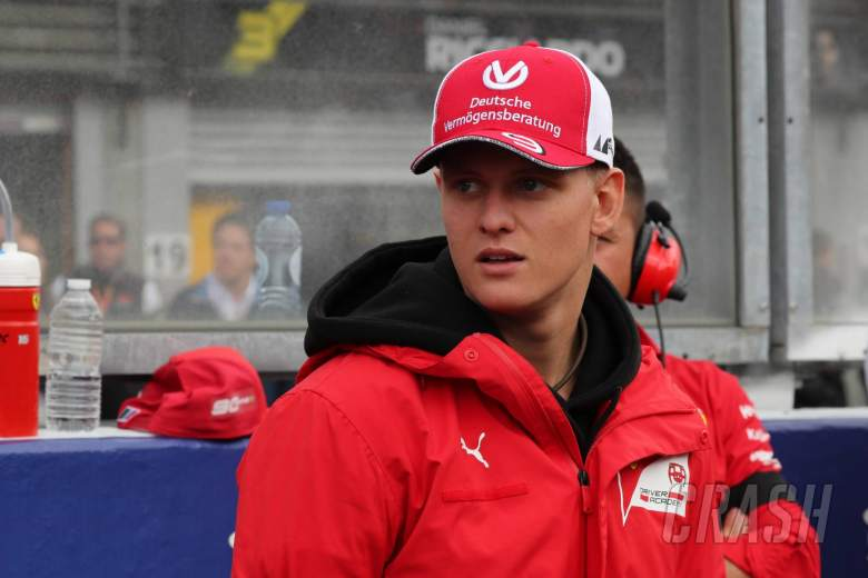 01.09.2019 - Race, Mick Schumacher (GER) PREMA Racing