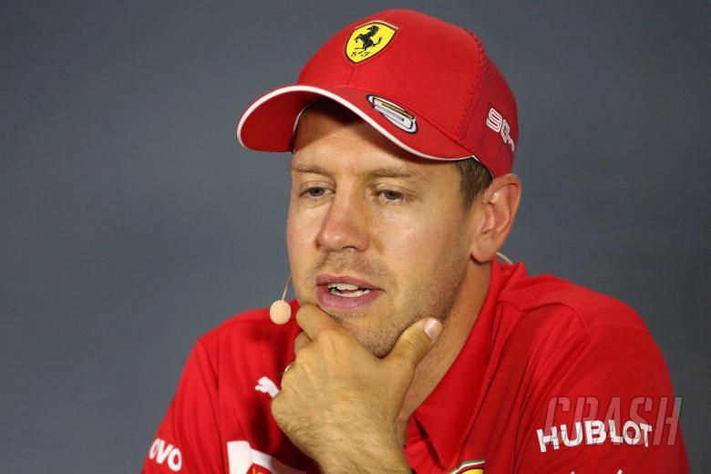 Vettel: Bianchi, Hubert deaths a wake-up call to motorsport