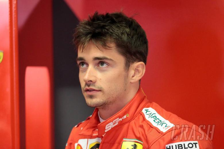 Ferrari must stay realistic about chances – Leclerc