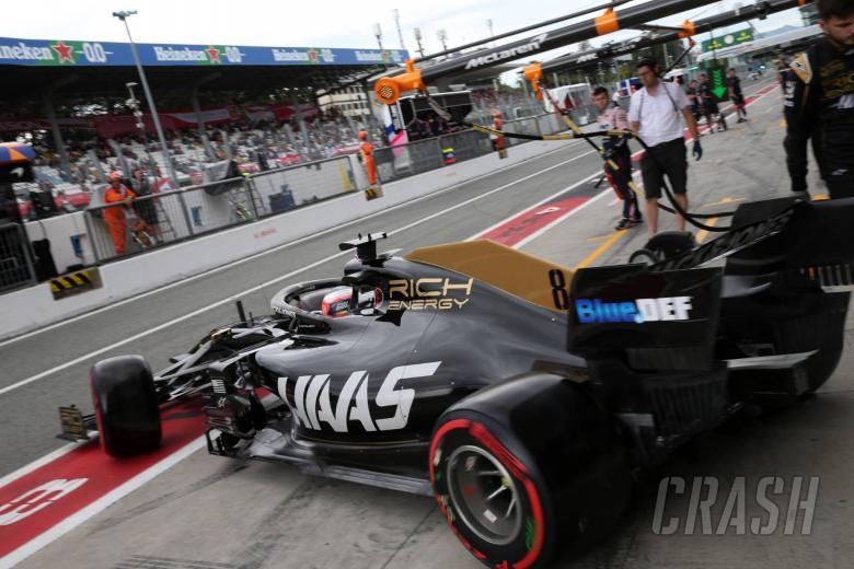 Haas terminates Rich Energy F1 title deal
