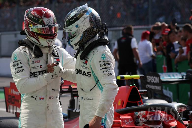 Bottas working with Mercedes to improve on weaknesses