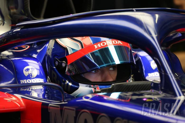 28.09.2019- Free practice 3, Pierre Gasly (FRA) Scuderia Toro Rosso STR14