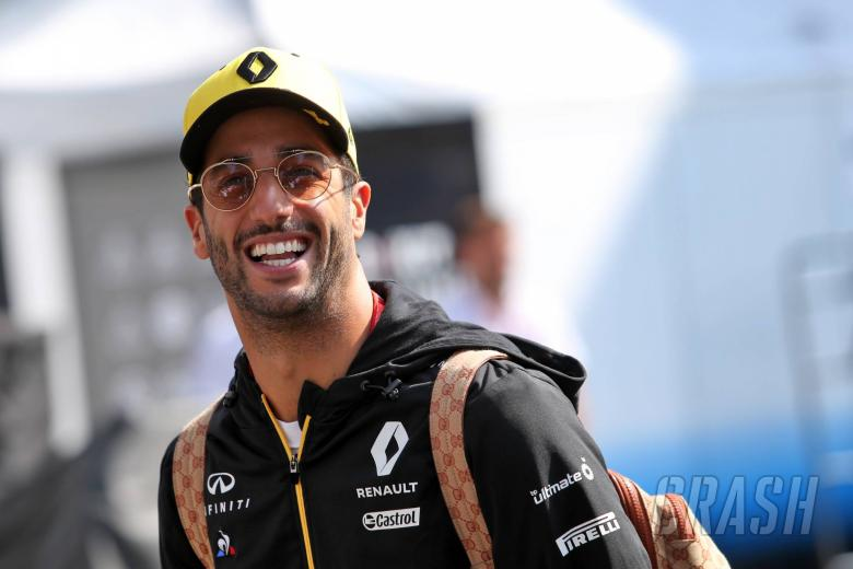 Ricciardo: Japanese GP DSQ will motivate Renault