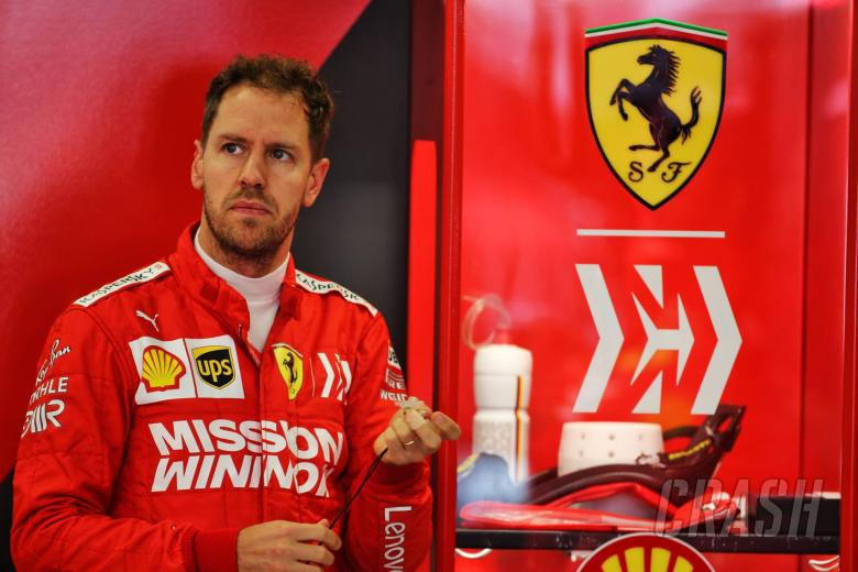 """Vettel laments being """"too aggressive"""" on Q3 lap"""
