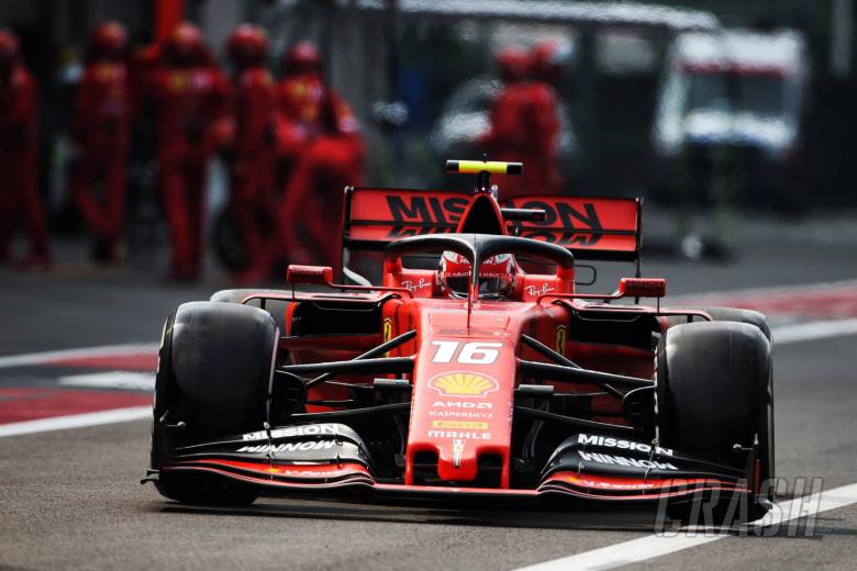 Leclerc: I can improve to help Ferrari's race strategy
