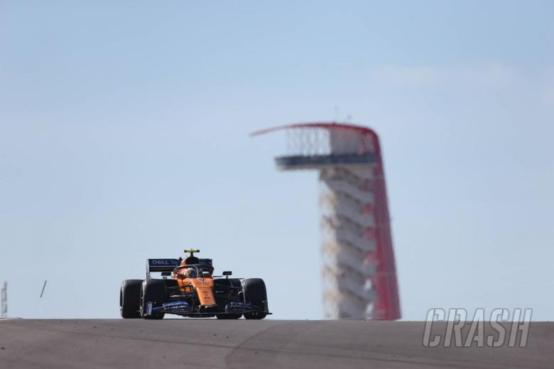 McLaren F1 driver Norris confirmed for Austin IndyCar Esports race