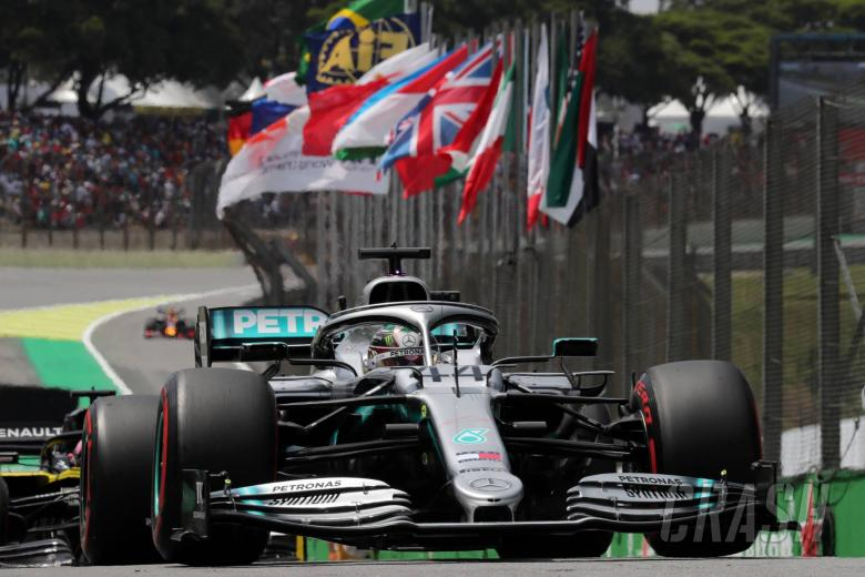 Updated F1 World Championship points standings