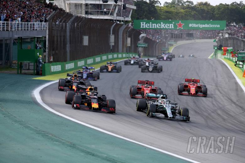 "F1 revised 2020 calendar ""likely to differ significantly"""