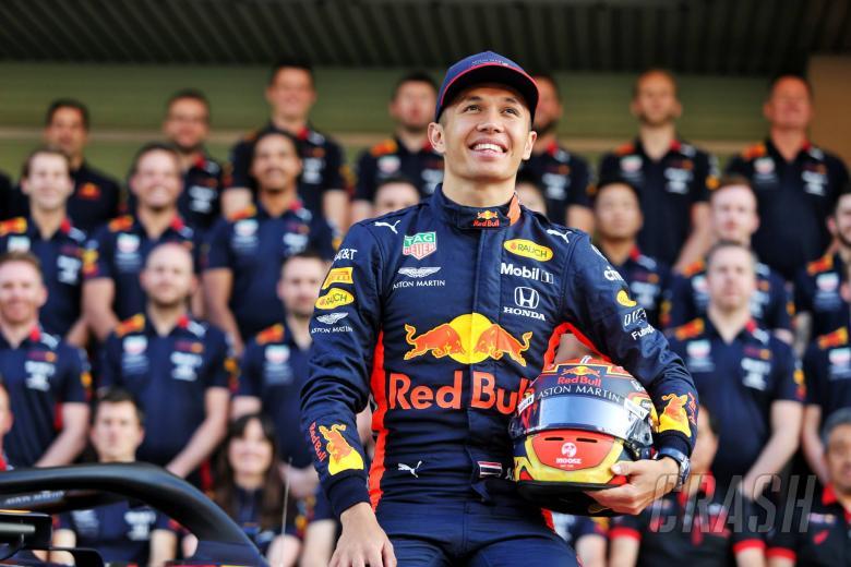 Albon no longer felt like an F1 rookie after Red Bull switch