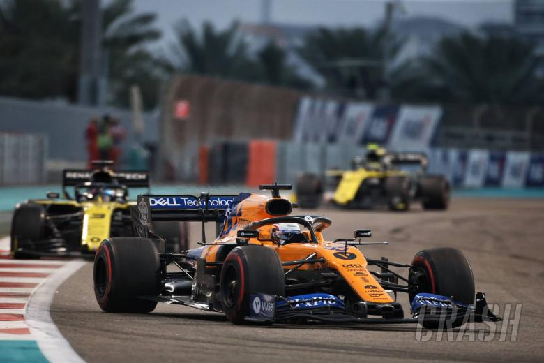 F1 Race Analysis: The gamble that won Sainz the 'Formula 1.5' title