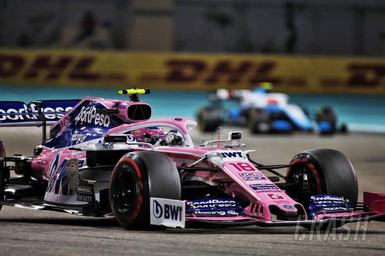 Stroll: Switch from Williams to Racing Point like changing categories
