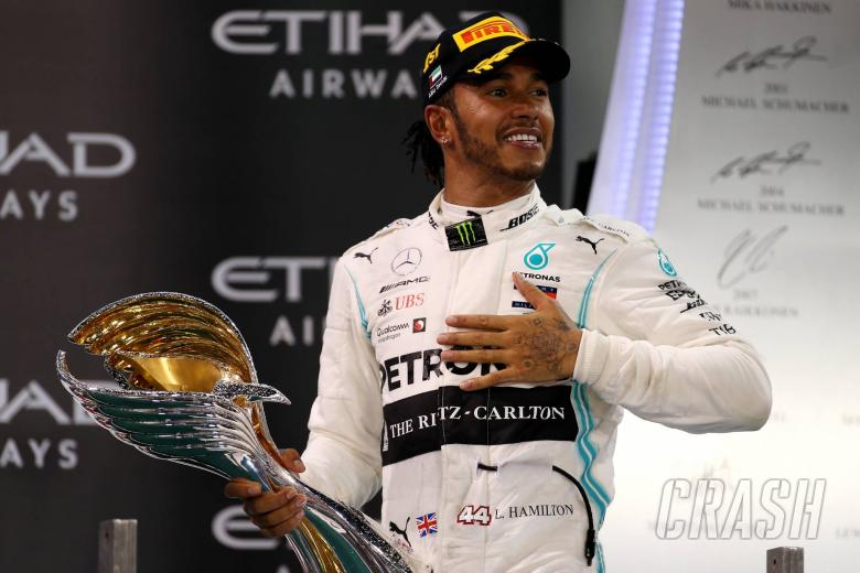 Hamilton not dwelling on leaving legacy in F1