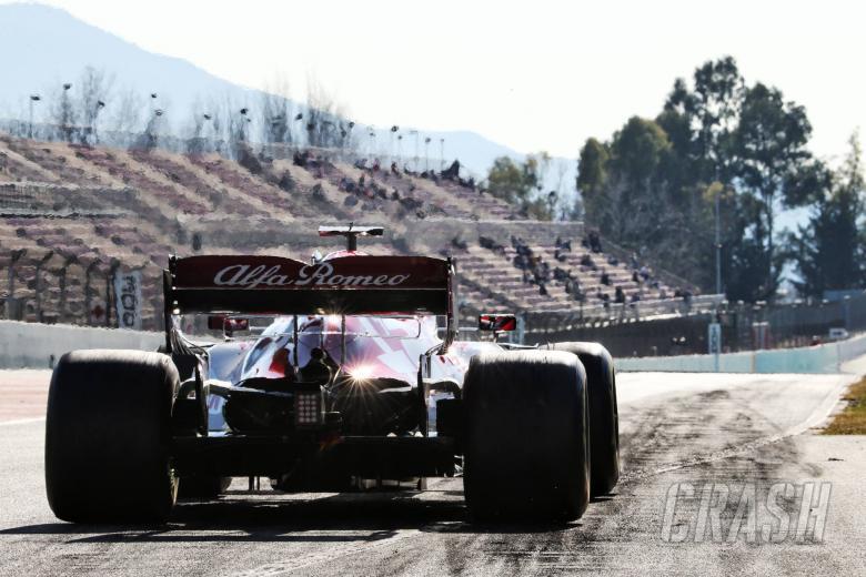 Barcelona F1 Test 1 Day 2 - Thursday 4PM