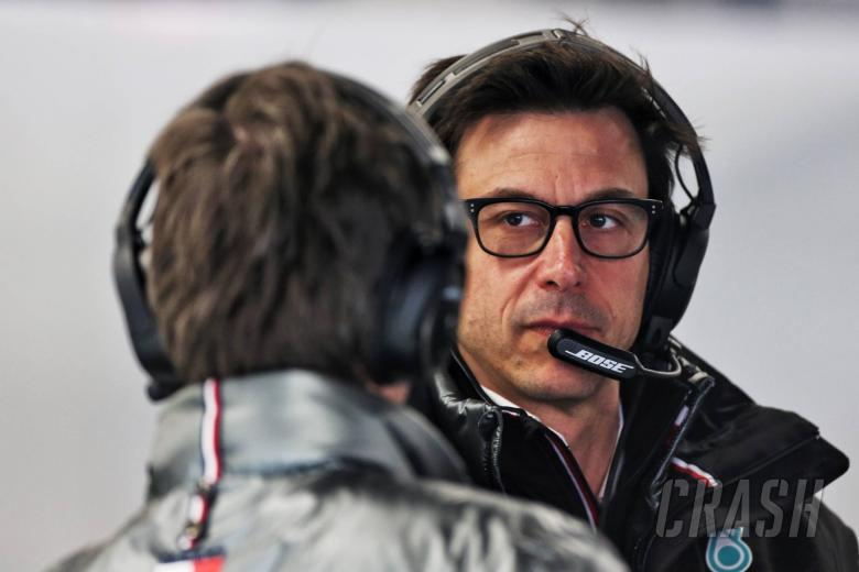 Toto Wolff (GER) Mercedes AMG F1 Shareholder and Executive Director.
