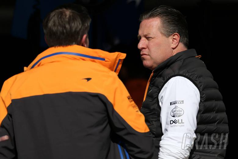 Four F1 teams at risk of disappearing – Brown