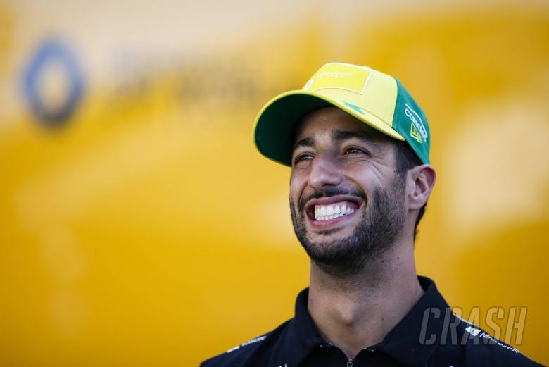 """Never say never"" to Red Bull F1 return - Ricciardo"