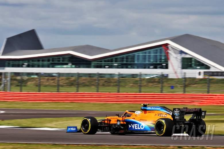 F1 British Grand Prix 2020 - Free Practice Results (3)