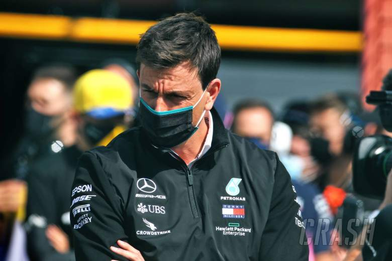 Toto Wolff says Mercedes F1 role has 'taken its toll'